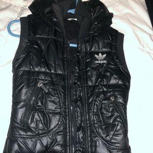 Women's Puffer. Vest Adidas